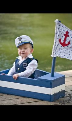 Photography Prop Newborn Nautical Chic Wooden by CreaTiveDesiGns4