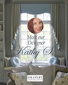To schedule your free consultation with our Designers visit our website www.draperyconnection.com See you there!