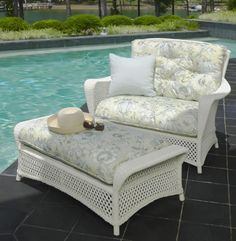 Wicker Patio Furniture at Spring Valley Patio