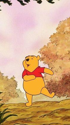 Disney Fondos - Fushion News Winnie The Pooh Cartoon, Winnie The Pooh Pictures, Cute Winnie The Pooh, Winne The Pooh, Winnie The Pooh Quotes, Cartoon Wallpaper Iphone, Cute Disney Wallpaper, Cute Cartoon Wallpapers, Winnie The Pooh Background