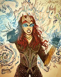 Mera, The Aquawoman by TheSithLordJoker on DeviantArt