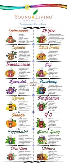 Just a few of the most popular Young Living Essential Oils and Blends Order yours today at: https://www.youngliving.com/vo/#/sign...