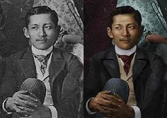 20 Remarkable Colorized Photos Will Let You Relive Philippine History Historical Tattoos, University Of Santo Tomas, Maori Tribe, Jose Rizal, Tattoo Son, Filipino Culture, Filipino Art, Maori People, History Tattoos
