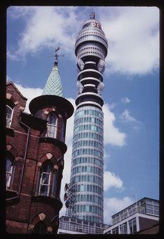 Post Office tower 1965