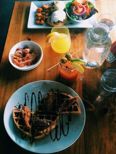 Breakfast dreams