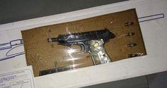Fue detenido en posesión de arma    http://ift.tt/2oNZSZ7