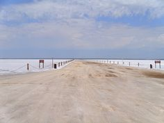 Great Salt Plains State Park in Alfalfa County, Oklahoma. Recreational opportunities include boating,camping,picnicking, swimming, hiking,mountain biking,and exploring. There is also digging for crystals. The Great Salt Lake is A shallow salt lake. I LOVE MY OKLAHOMA !!!!