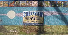 Crestview Wall of Welcome Austin Neighborhoods, Light Rail, Tree Line, Brewery, The Neighbourhood, Texas, History, Wall, The Neighborhood