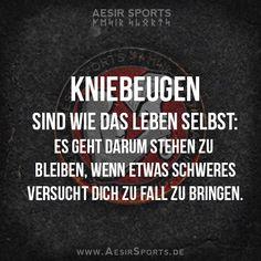 Light weight, buddy - irgendwie schaffst du es dann am Ende doch noch! - www.AesirSports.de | #Kniebeuge #Kniebeugen #Leben #Inspiration #Motivation #AesirSports