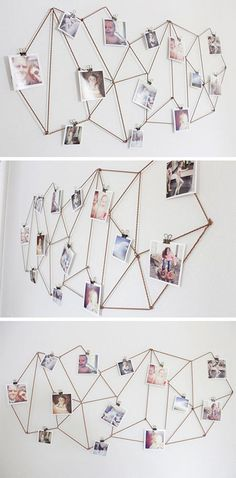 Great Photo Display Idea