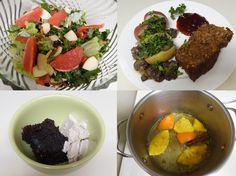 Veganes Weihnachtsessen 2014 - Vegan Christmas dinner 2014