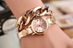 Fashion ladies bracelet table Women watch pendant male men's watch – TopProductKing