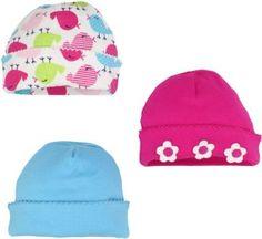 hermosas gorras para niñas