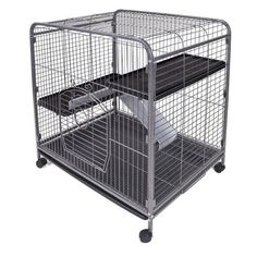 Found it at Wayfair - Home Sweet Home 3-Level Small Animal Cage