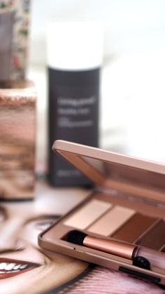Discovering new beauty products with the help of the Cohorted Beauty Box.