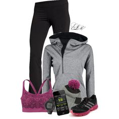 """Ready, Set, Run!"" by tmlstyle on Polyvore"