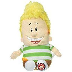 Just Play Captain Underpants Beans Talking Bean Plush Collectible Doll Toy New Popular Book Series, Popular Books, Captain Underpants Toys, Captain America Costume, Epic Movie, Dreamworks Animation, Anime Dolls, Netflix Originals, Plush Animals
