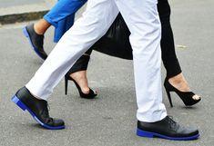 Estoz zapatos estan de lujo!