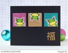 mama elephant | design blog: INTRODUCING: Lunar Extras + Lucky Envelope by Angela M
