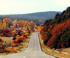 America's Best Fall Color Drives: The Enchanted Circle Scenic Byway, Taos, NM