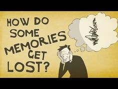 How Memories Form And How We Lose Them - 9GAG.tv
