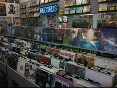 this looks a hell of a lot like the record store near where i used to live...  should have never moved haha