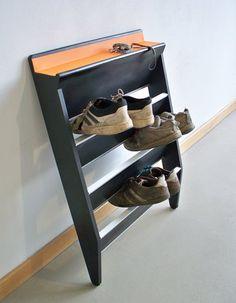 footman Shoe Rack FOOTMAN in furniture  with shoe Shelves rack Furniture design
