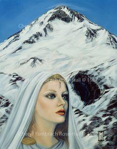 Telos (1987) by Cheryl Yambrach Rose