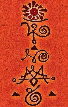 Light language symbol