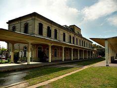 Centro Cultural Estacion Meridiano, en la ciudad de La Plata capital de la provincia de Buenos Aires, Argentina