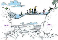 Las 14 Mejores Imágenes De Migración Emigracion Dibujos