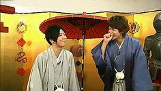 My two favorite seiyuus ever! Mamoru Miyano and Yuki Kaji <3