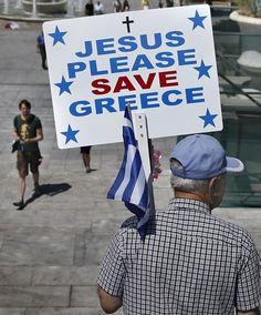 Foto: Los temores al FMI hacen temblar a la bolsa griega: se deja casi un 4%. 5/5/15