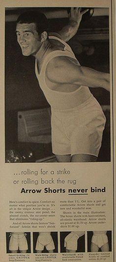 Лучших изображений доски «vintage men's underwear»: 275 ... - photo#49