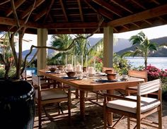 Caribbean Island Images | Rosewood Little Dix Bay – Gallery | Caribbean Resort Photos