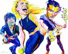 Band Perry by Phillip Burke [©2018]