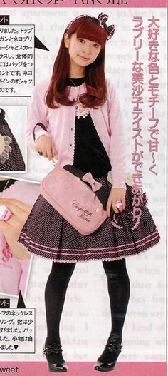 Casual Sweet Lolita