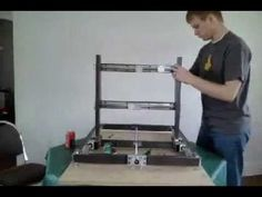 DIY CNC Router: 30 Steps