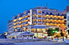 Hotel Calypso at Marsalforn, Gozo, Malta