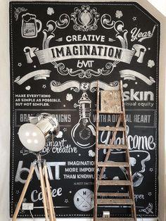 Actualité / Le mur des inspirations / étapes: design & culture visuelle