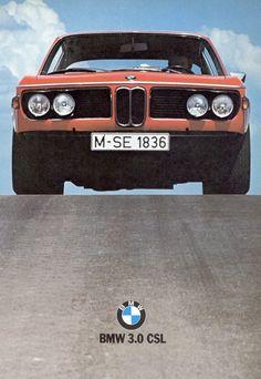 1973BMW 3.0 CSL