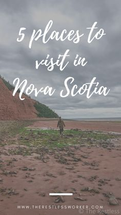 5 places in Nova Scotia you need to visit on your next trip Road Trip Packing List, Vacation Packing, Road Trips, Beautiful Places To Visit, Places To See, What To Pack For Vacation, Nova Scotia Travel, East Coast Travel, Sainte Marie