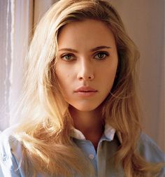 Scarlett Johansson in WSJ Magazine April 2014 photographed by Alasdair McLellan.