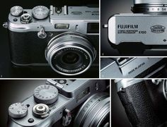 Fuji X100 - drool...