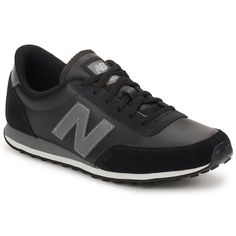 New Balance 410 Men's Black Grey U410