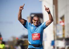 The  2015 Harrisburg Marathon ran a course along the Susquehanna River finishing on Second Street Downtown on Sunday November, 8 2015.  Daniel Zampogna, PennLive