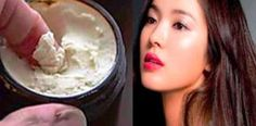 Amazing Japanese Mask for Beautiful and Young Skin even after the Age of 50 - Remedy For Me Younger Skin, Look Younger, Cosmetic Treatments, Lower Your Cholesterol, Sagging Skin, Tips Belleza, Skin Problems, Face Skin, Oily Skin
