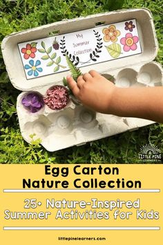 Try these 25 Nature-Inspired Summer Activities for Kids today! games for kids Calming Activities, Outdoor Activities For Kids, Nature Activities, Games For Kids, Toddler Games, Spring Activities, Kindergarten Activities, Kids Fun, Family Activities
