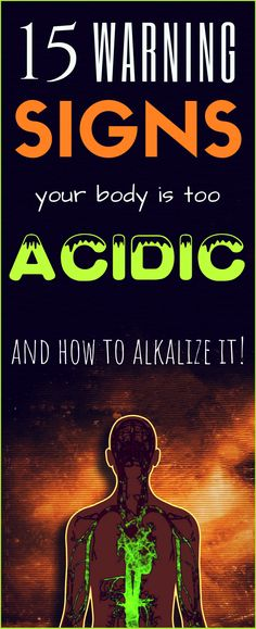 15 Warning Signs Your Body is Too Acidic and How to Quickly Alkalize It! 15 Warning Signs Your Body is Too Acidic and How to Quickly Alkalize It! Nutrition Education, Nutrition Tips, Health And Nutrition, Health And Wellness, Holistic Nutrition, Proper Nutrition, Nutrition Pyramid, Muscle Nutrition, Complete Nutrition