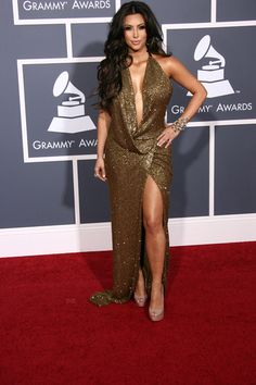 Celebrity fashions at the 2011 Grammys